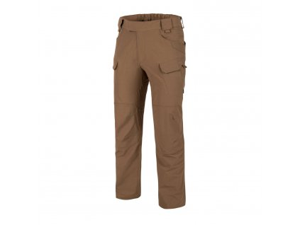 Kalhoty OUTDOOR TACTICAL® softshell MUD BROWN