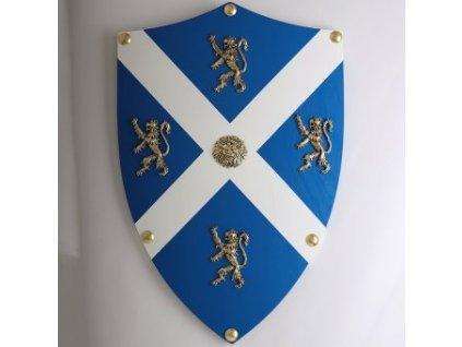 Dřevěný štít William Wallace