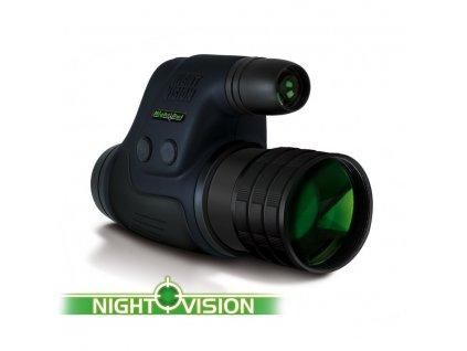 Noční vidění 3x monokulár ČERNÉ