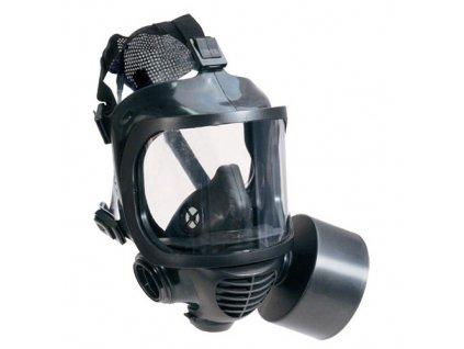 Maska plynová celoobličejová CM-6 nová