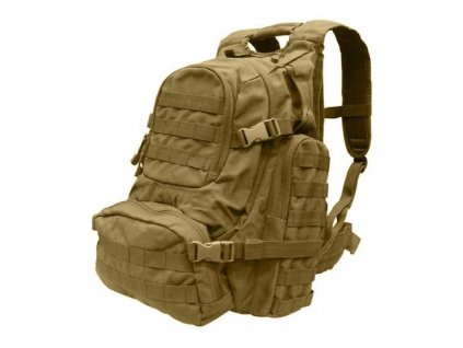 Batoh MOLLE URBAN GO PACK - COYOTE BROWN