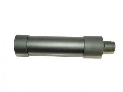 QD tlumič 45 x 186mm pro KSC MP9/TP9 - levotočivý 14-