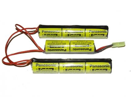 Baterie Panasonic 9,6V / 1850mAh pro pažbu china crane