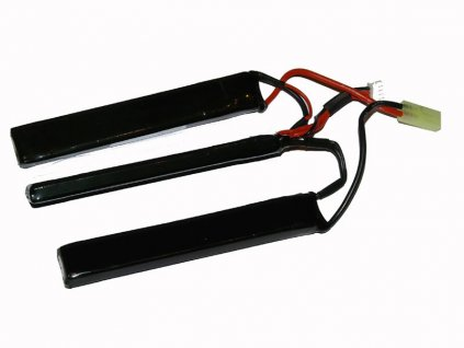 Baterie XCell 11,1V / 2000mAh 20C Li-Pol trojdílná