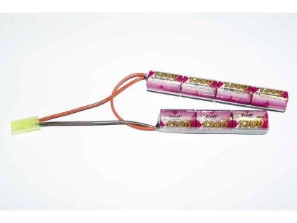 Baterie XCell 8,4V / 1300mAh dvojdílná - Mini typ