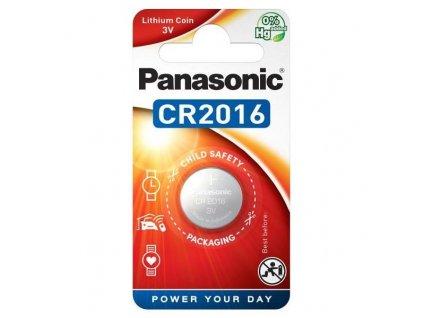 Baterie CR2016 Lithium alkaline 3V