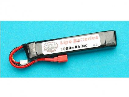 Baterie 11,1V 1000mAh (30C) Li-Pol