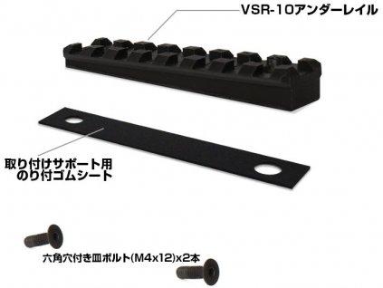 Nitro lišta RIS pro dvojnožku pro TM VSR-10