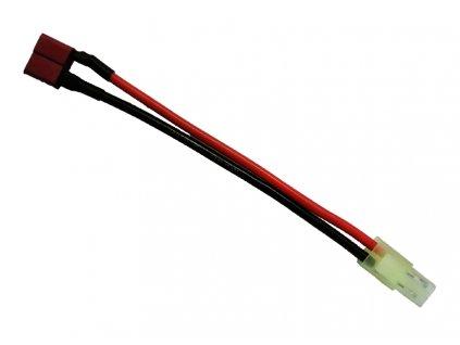 Redukční kabel Dean T samice - Tamiya samice (malý)