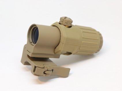 3x Magnifer G33 Style - pískový
