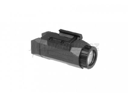 LED taktická svítilna APL - černá