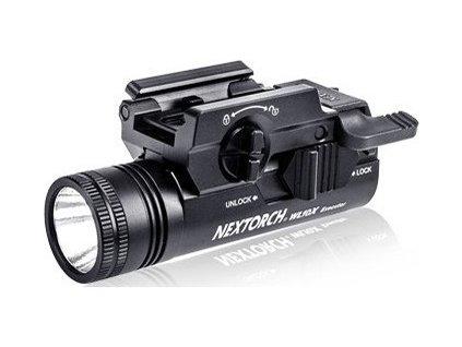 Taktická svítilna NexTORCH WL10X Executor, 230 lumenů