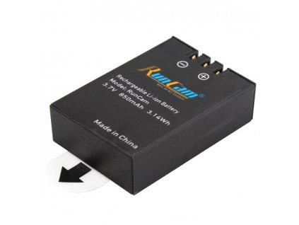 Náhradní baterie 850mAh pro Runcam kameru