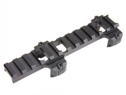 Montáž optiky pro H a K MP5 / G3 - nízkoprofilová