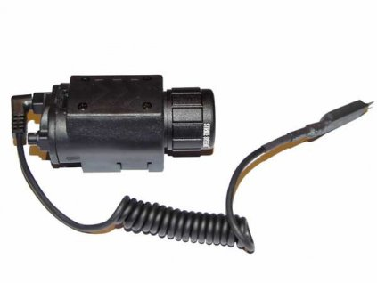 LED svítilna M3 se spínačem