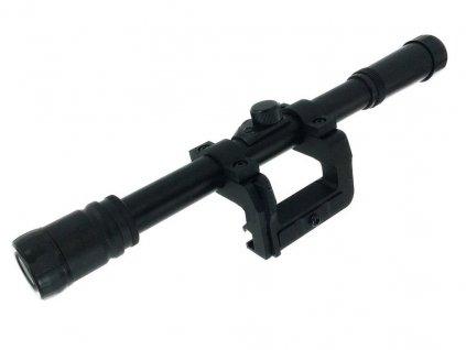 Snow Wolf ZF41 optika 1,5x pro G980/KAR98