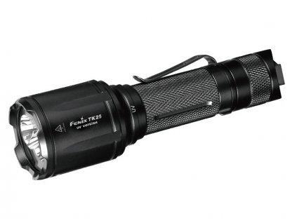 Taktická LED svítilna Fenix TK25 UV