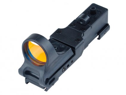 WE HD-13 Railway Reflex kolimátor - černý
