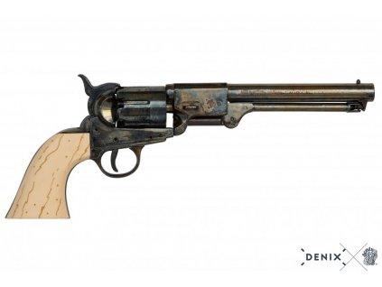 denix Confederate revolver USA 1860