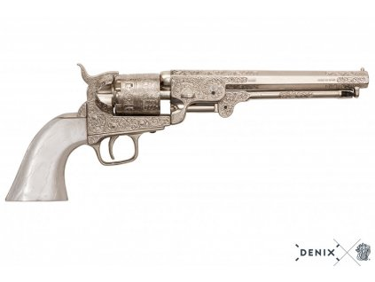 denix American Civil War Navy revolver USA 1851