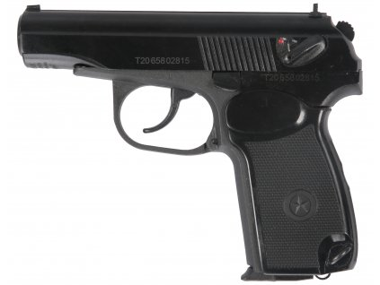 Vzduchová pistole Baikal MP-654K-32-1 4,5 mm  + Voucher na další nákup