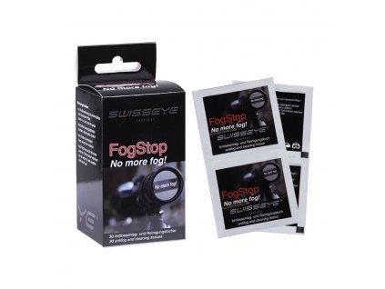 Ubrousek na brýle protimlžící FOG STOP 30 kusů