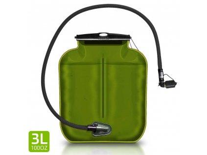 Vak hydratační vložka 3L ILPS ČERNÝ + UTA adapter