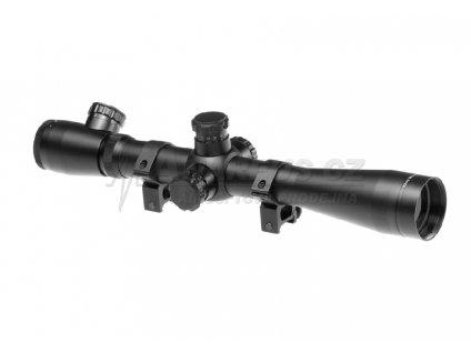 Optika M3 Mk4 3,5-10x40E-SF, černá