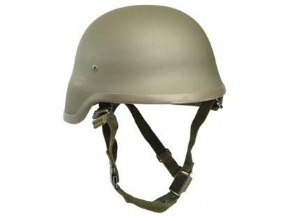 Helma pancéřová zátěžová KEVLAR použitá