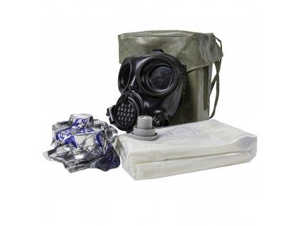 Maska plynová OM90 s filtrem a obalem + JP-90