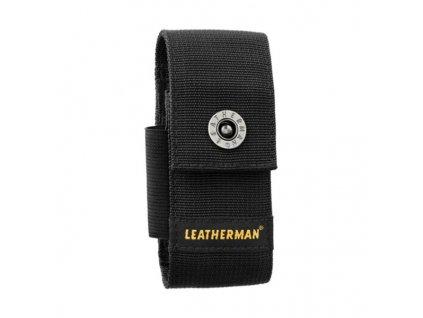 Pouzdro Leatherman NYLON BLACK LARGE ČERNÉ 4 kapsy