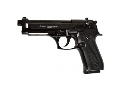 Pistole plynová EKOL FIRAT MAGNUM 92 cal. 9 mm ČERNÁ