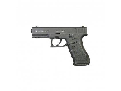 Pistole plynová ZORAKI 917 GLOCK cal. 9mm ČERNÁ