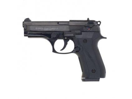 Pistole plynová EKOL FIRAT Compact 9 mm P.A. ČERNÁ