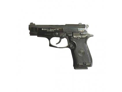 Pistole plynová EKOL SPECIAL 99 cal. 9 mm P.A. ČERNÁ