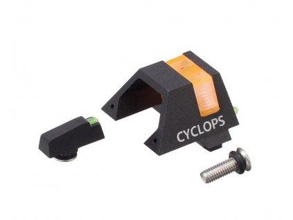 Cyclops světlovodná mířidla pro GBB Marui/WE G série