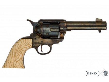 denix Cal 45 Peacemaker revolver 4 75 USA 1873