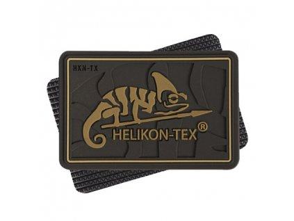 Nášivka HELIKON-TEX velcro plastová COYOTE