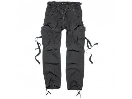 Kalhoty dámské M65 ČERNÉ