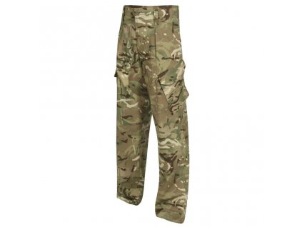 Kalhoty britské COMBAT WARM WEATHER MTP