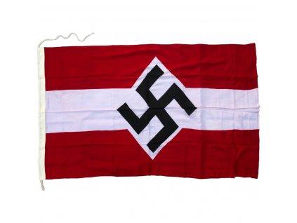 flag hitlerjugend cotton