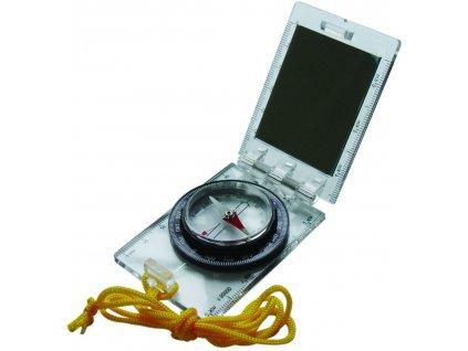 Skládací mapový kompas se zrcátkem - malý