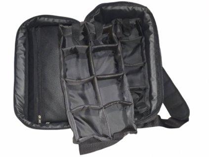 Taška střelecká 2v1 černá
