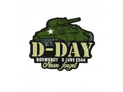 Nášivka D-DAY Sherman