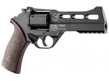 Revolver BO Chiappa Rhino 50DS .357Magnum - CO2, černý