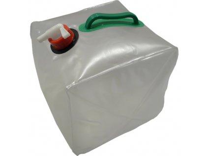 Kanystr skládací na vodu BCB cestovní 10 litrů