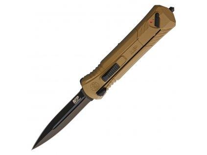 Nůž OUT THE FRONT vystřelovací COYOTE