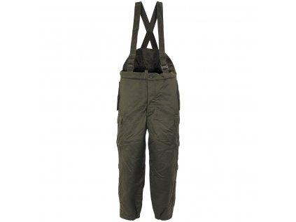 Kalhoty RAKOUSKÉ termo na kšandy ZELENÉ použité