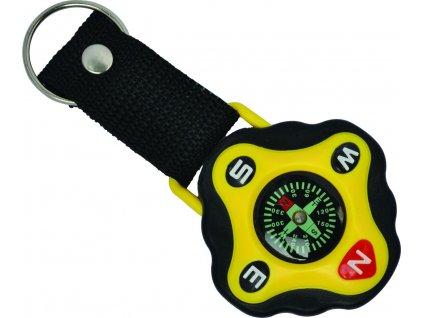 Kompas s klíčenkou