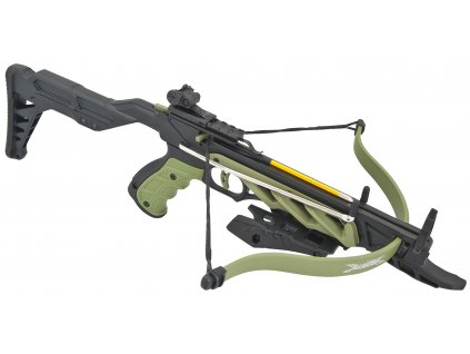 Kuše pistolová Beast Hunter Aligator TCS2 80lbs green